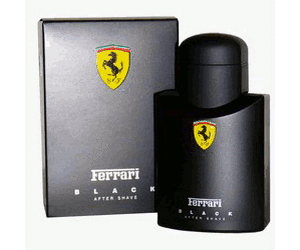 Ferrari -  Black  After Shave Lotion- Афтършейв за мъже . 75 ml