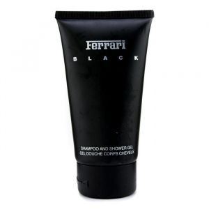 Ferrari -  Black . Shower Gel - Душ-гел  за мъже .400 ml