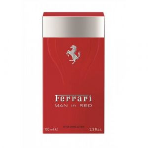 Ferrari -   Ferrari Man In Red  Shower gel  - Душ-гел за мъже . 200 ml
