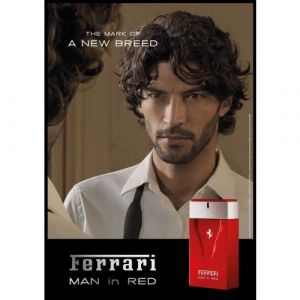 Ferrari -   Ferrari Man In Red  Deodorant Spray  - Дезодорант  за мъже .150 ml