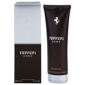 Ferrari -   Ferrari Uomo Shower Gel. Душ-гел за мъже . 250 ml