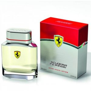 Ferrari -   Ferrari Scuderia After shave lotion .   Афтършейв за мъже .