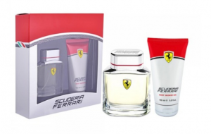 Ferrari -   Ferrari Scuderia  Gift set.  EDT 125 ml+ Shower Gel 150 ml.   Подаръчен комплект  за мъже .
