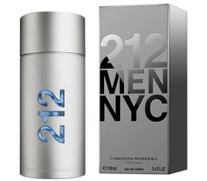 Carolina Herrera -  212 Men EDT  за мъже