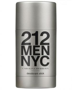 Carolina Herrera -  212 Men deostick  за мъже .75 gr