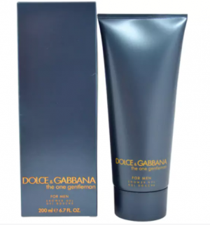 Dolce & Gabbana - The One Gentleman Shower Gel .Душ гел за мъже.200 ml