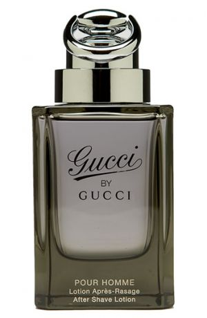 Gucci - By Gucci Pour Homme. After Shave Lotion за мъже. 50 ml