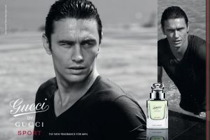 Gucci - By Gucci Sport After shave lotion за мъже.