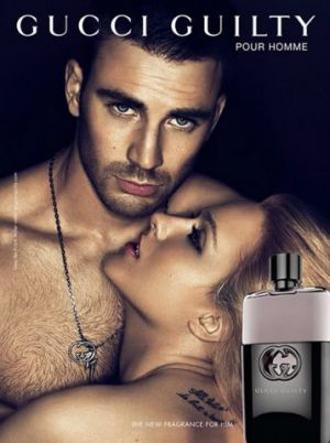 Gucci - Guilty. Aftershave Lotion за мъже.