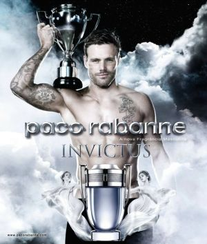 Paco Rabanne - Invictus  Shower gel. Душ гел за мъже. 150 ml