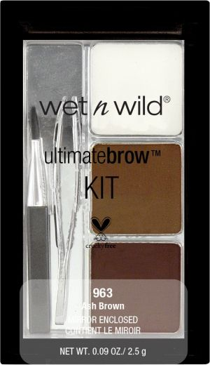 Wet n Wild - Сет за вежди Ultimate Brow