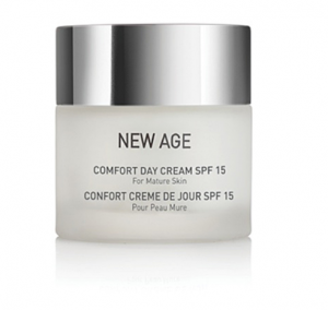 GIGI - NEW AGE - COMFORT DAY CREAM  SPF15 - Дневен анти-ейдж крем с фитоестрогени . 50 ml